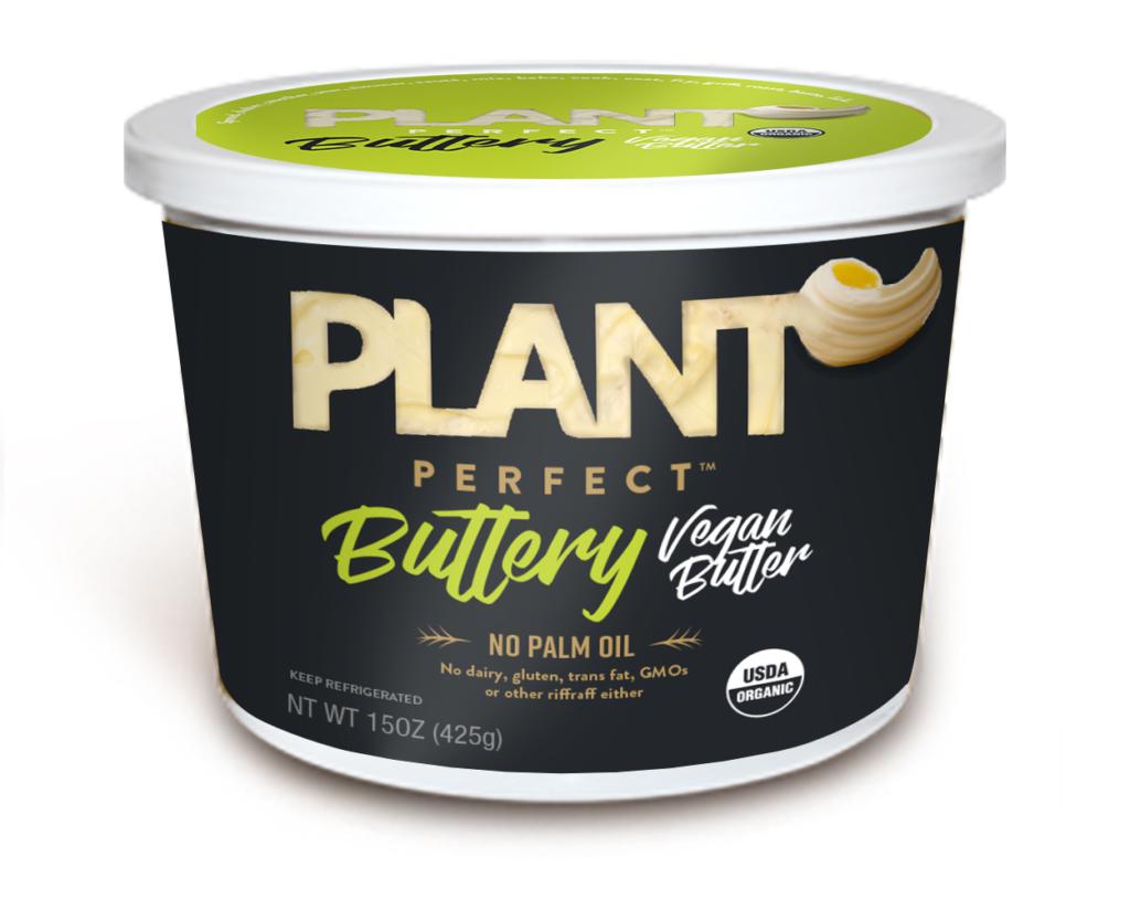 Vegan Butter Buttery